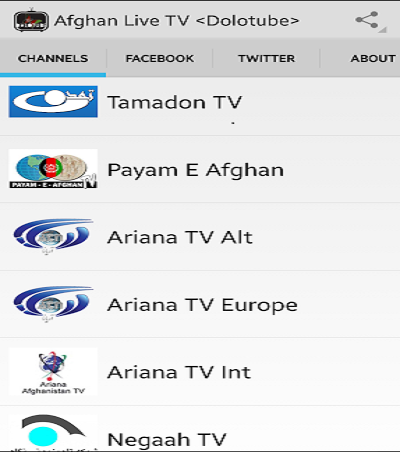 AfghanPlay Live tv (Dolotube) for Android - APK Download