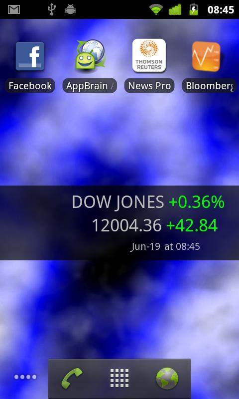 Android Stocks Tape Widget for Android - APK Download