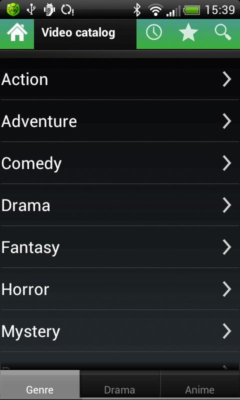 Anime & asian drama AnimeX for Android - APK Download