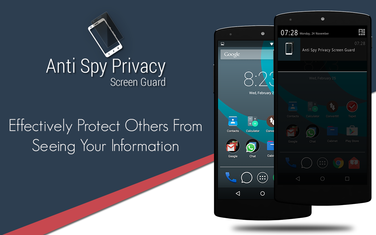 Anti Spy Privacy Screen Guard for Android - APK Download