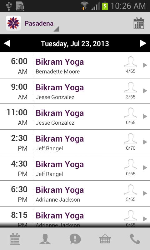 Bikram Yoga Pasadena