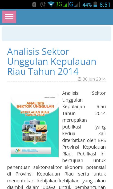 BPS Kepulauan Riau