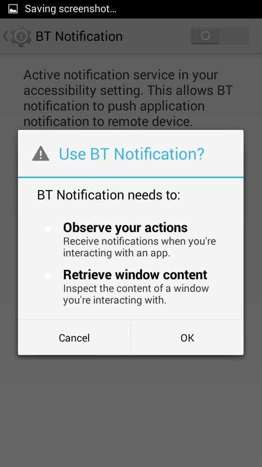 BT Notification for Android - APK Download