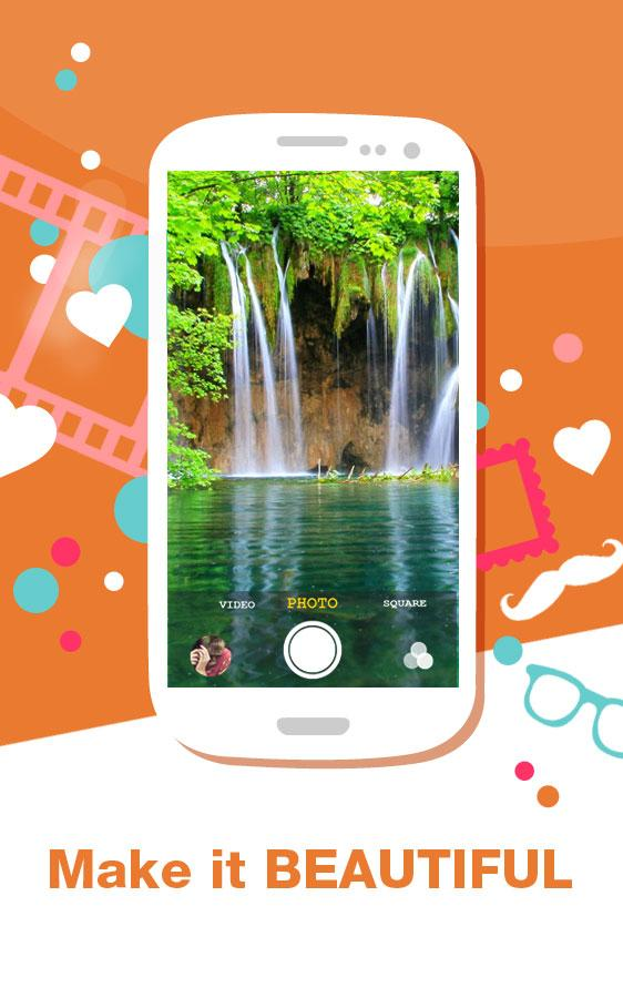 Camera iPhone 6s iOS 9 for Android - APK Download