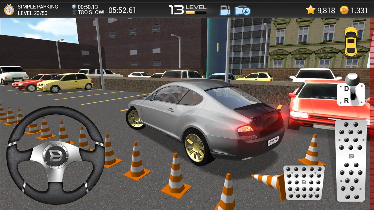 Car Parking Game 3d For Android Apk Download