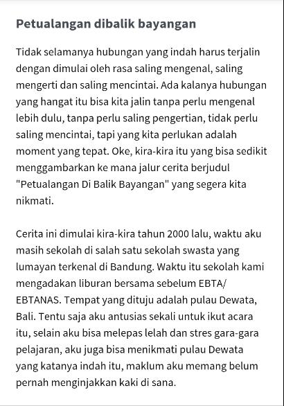 Image Result For Kumpulan Cerita Dewasa Screenshot