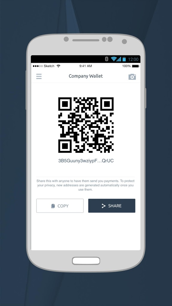 Copay Bitcoin Wallet for Android - APK Download