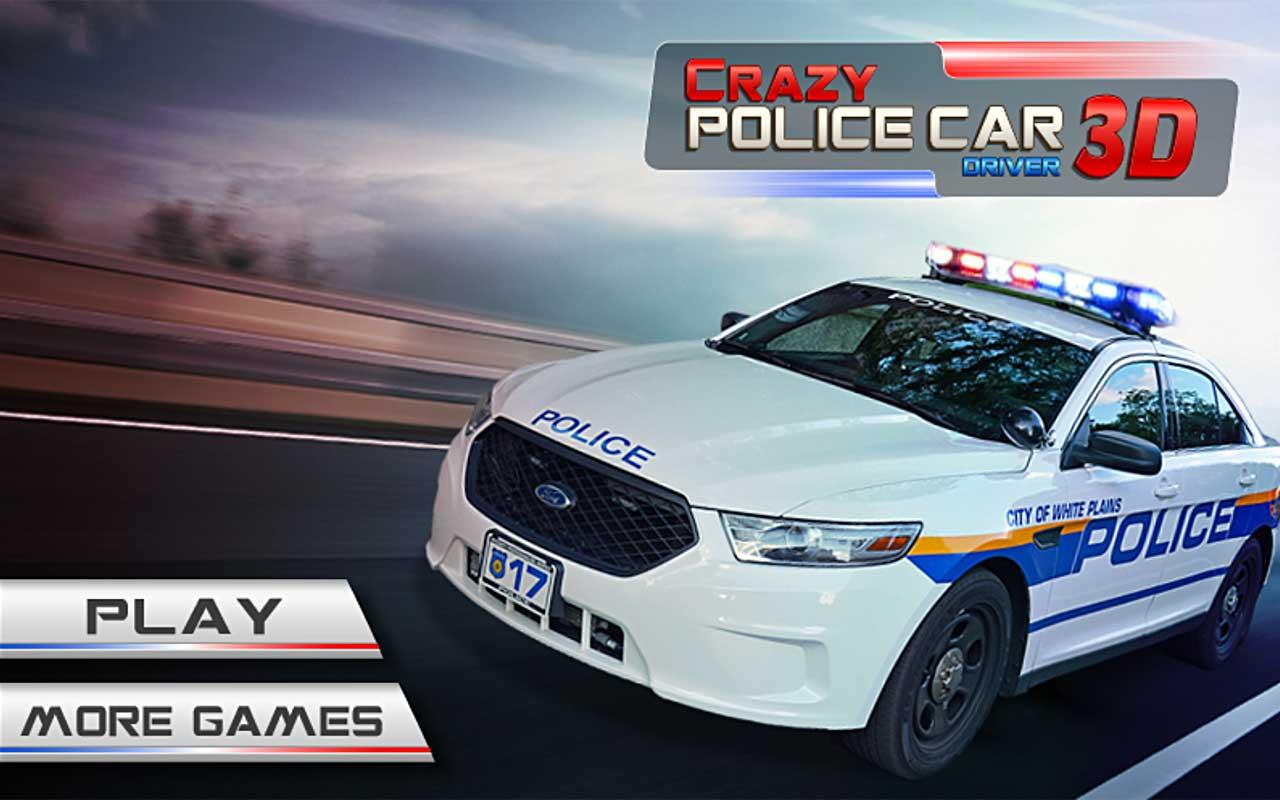 Crazy Police Car Driver 3d For Android Apk Download