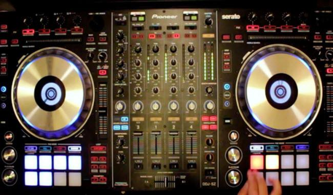 DJ Mix Studio Software