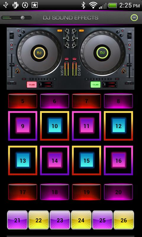 DJ Sound Effects - Free Ver for Android - APK Download
