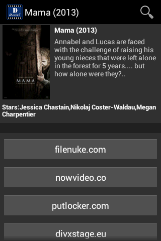 dmovies app for android