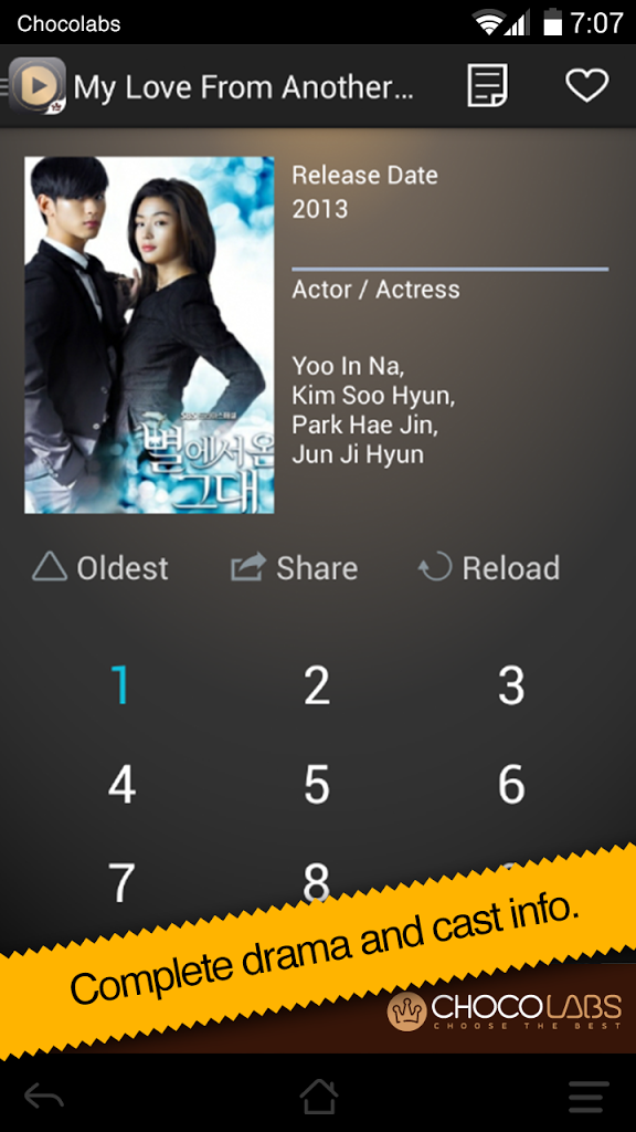 DRAMOT - Free Korean Drama for Android - APK Download