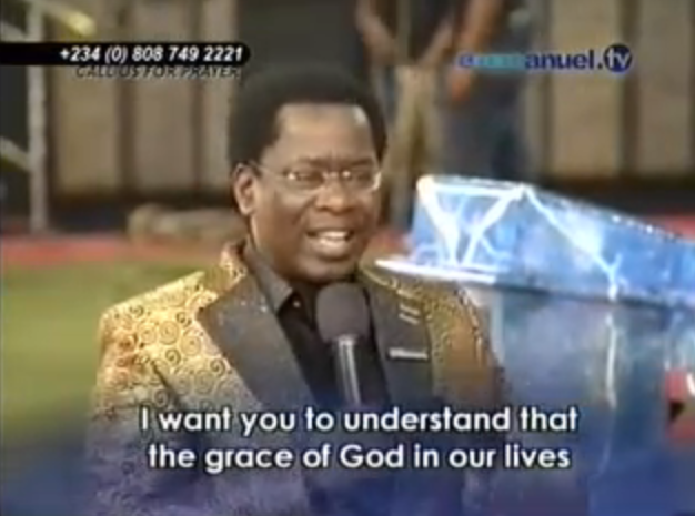 Emmanuel Live TV