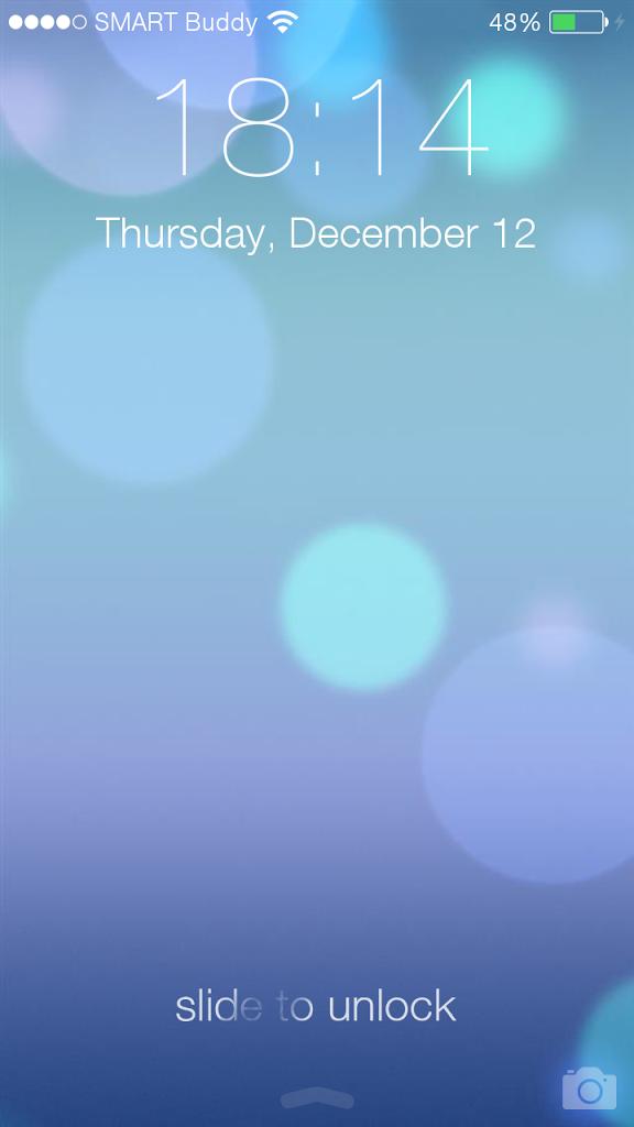 Fake iOS 7 Lockscreen for Android - APK Download