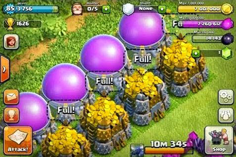 Fhx Coc V8 For Android Apk Download