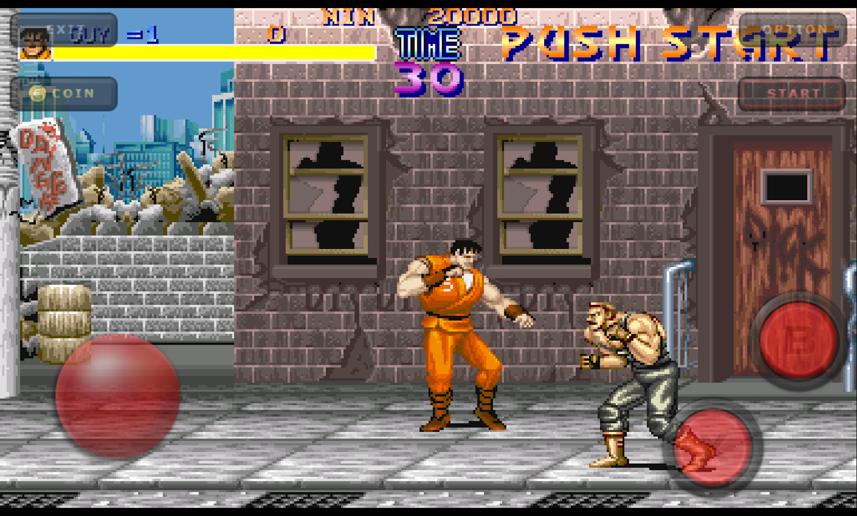Final Fight for Android - APK Download