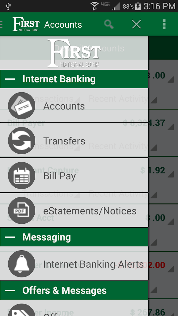 First National Bank Mobile for Android - APK Download