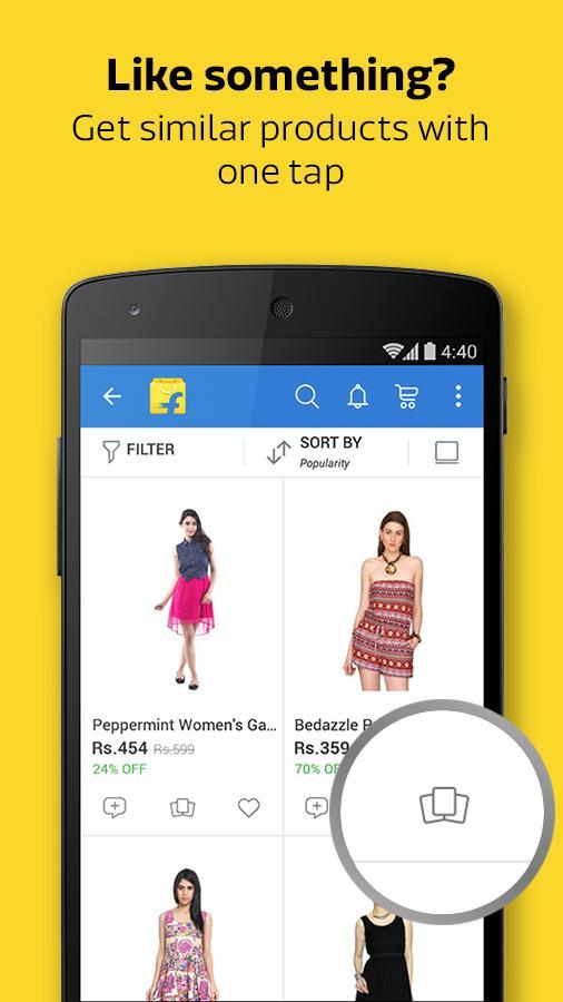 flipkart free download app