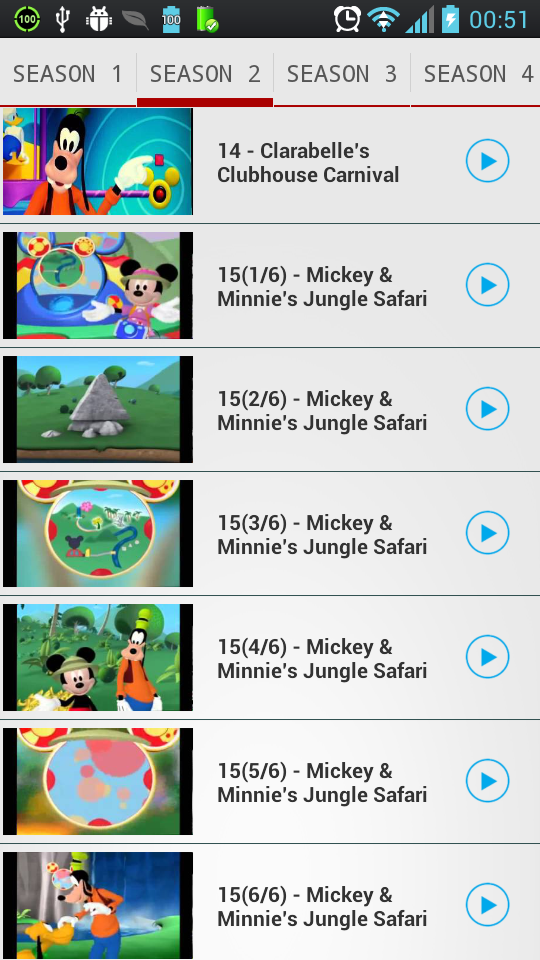 how to download mickey mouse clubhouse episodes