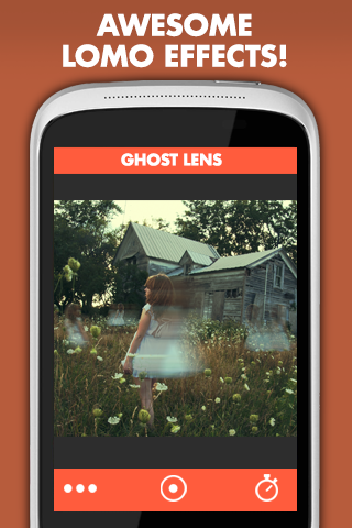 Ghost Lens for Android - APK Download