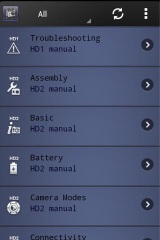 GoPro Guide - Hero 3 Camera for Android - APK Download