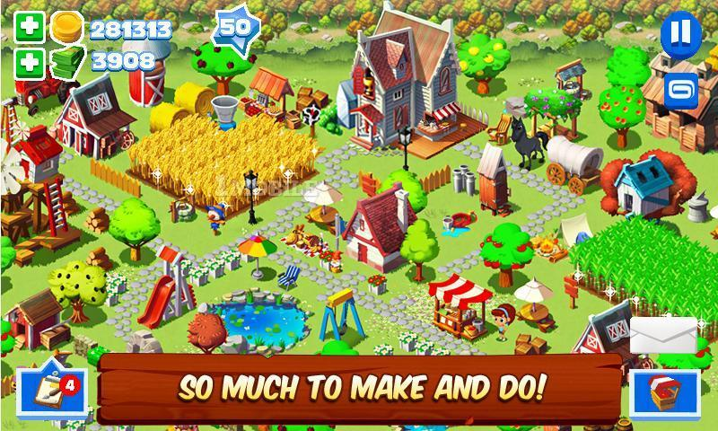 Green Farm 3 for Android - APK Download