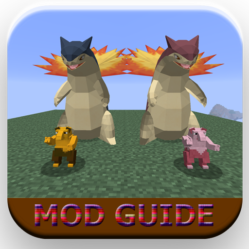 Guide For Pixelmon Mods for Android - APK Download