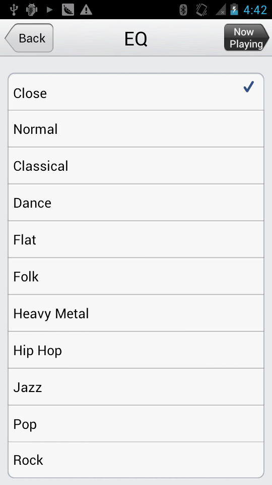 Hi Music - iPhone Style for Android - APK Download