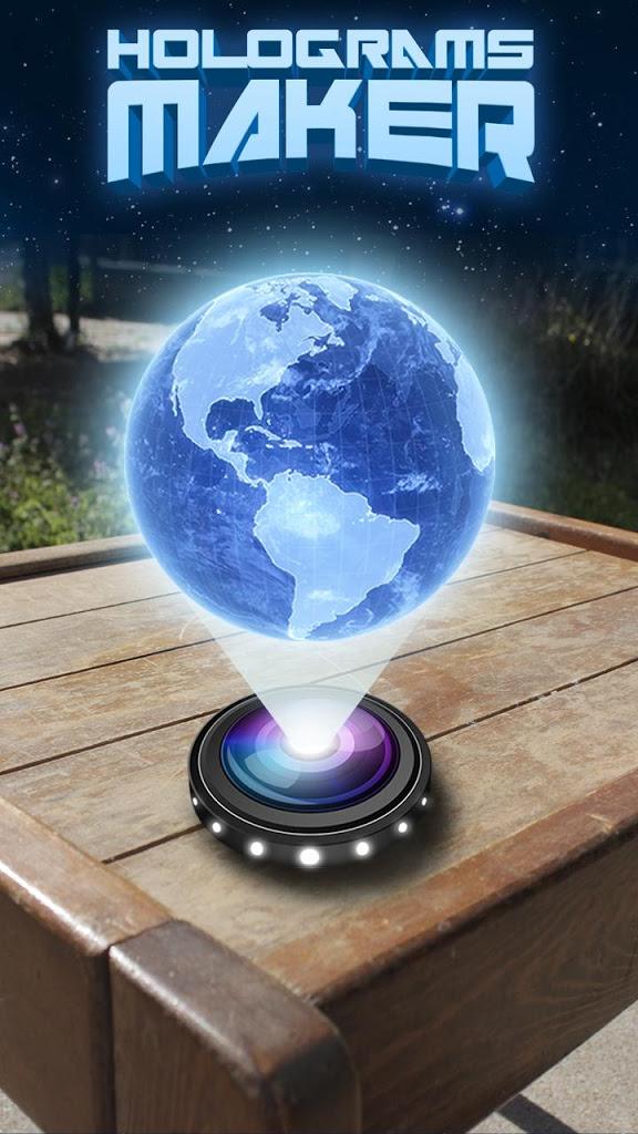 Hologram Maker 3D Simulator for Android - APK Download