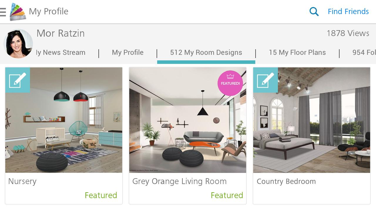 Homestyler Interior Design For Android Apk Download