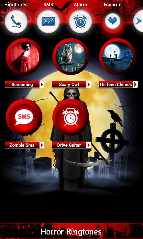 Horror Ringtones for Android - APK Download
