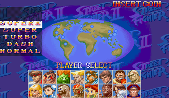 Download street fighter ii rainbow edtion android games apk.