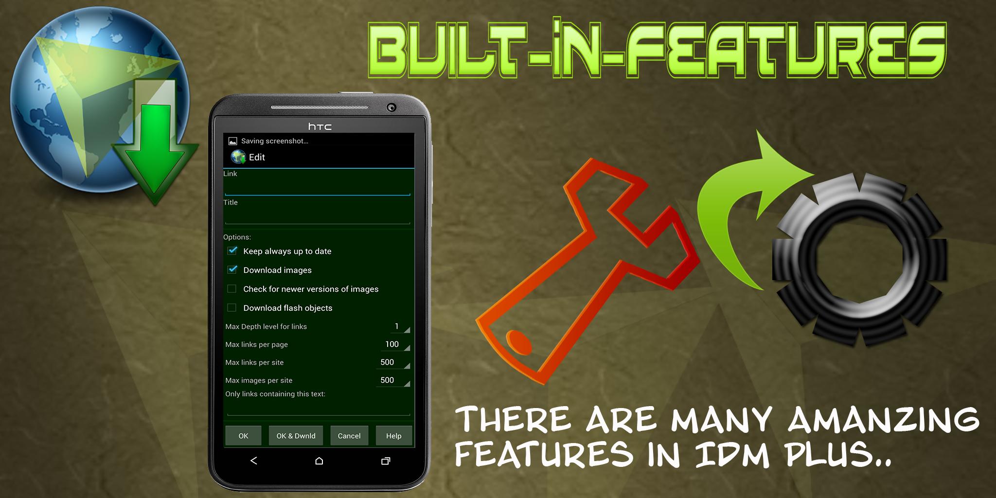 IDM Website Grabber Tool for Android - APK Download