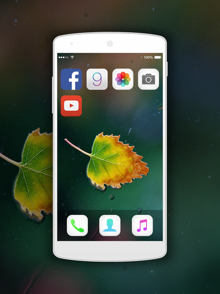 iLauncher for iOS9 iPhone 6s for Android - APK Download