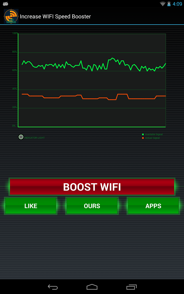 INCREASE WIFI Speed Booster for Android - APK Download