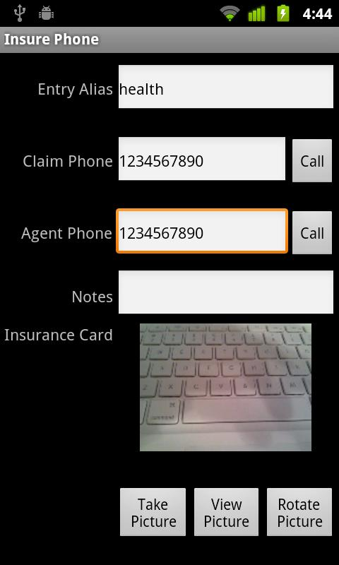 InsurePhone: Insurance Info for Android - APK Download