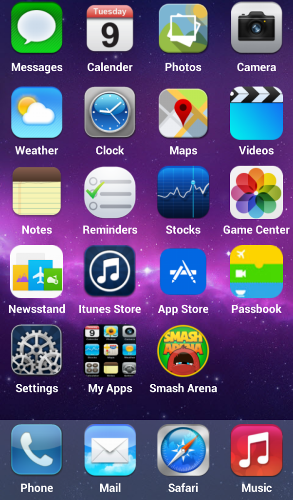 iOS 9 Launcher for Android - APK Download