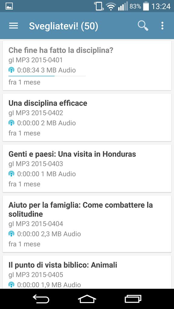 JW Podcast (italiano)