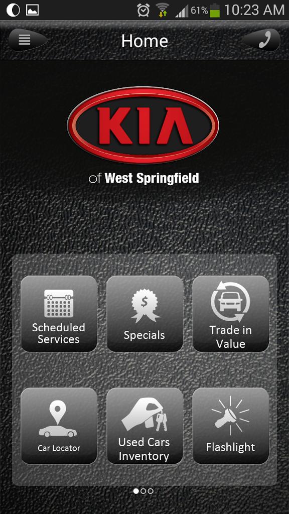 KIA of West Springfield