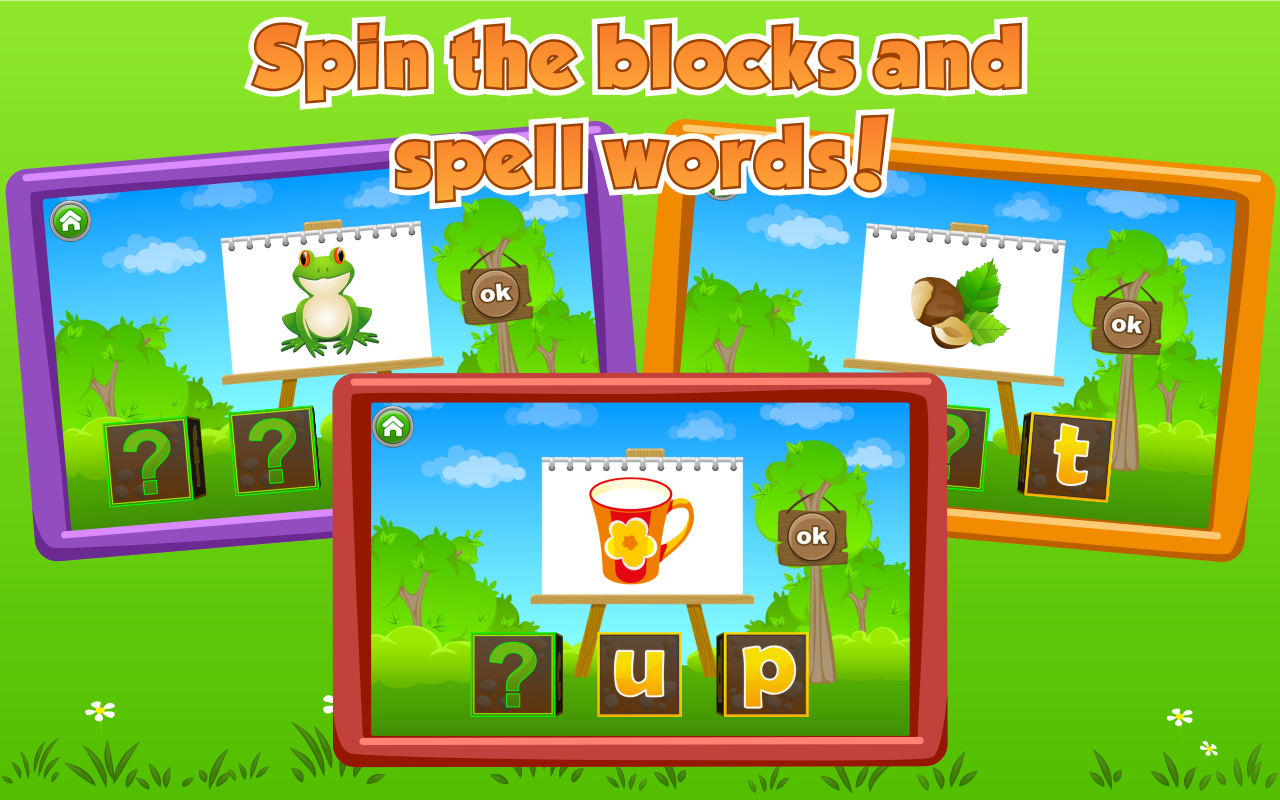 Kids Learn to Read (Lite) for Android - APK Download