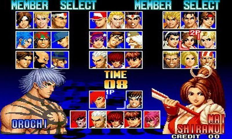 King Fighters 97 Superhero For Android Apk Download