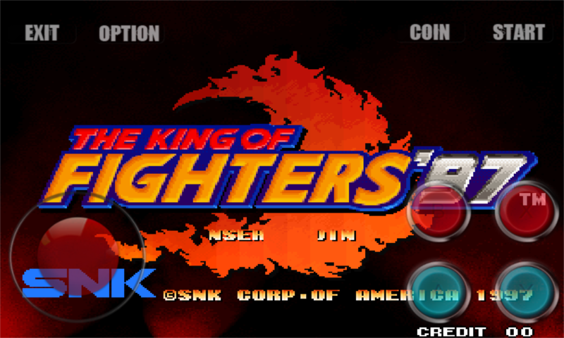 King Of Fighter Kof 97 For Android Apk Download