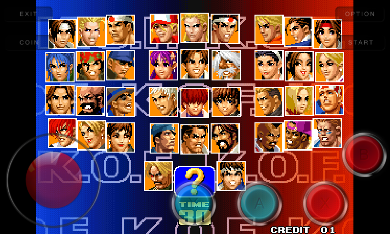 king of fighter 98 apk free download for android