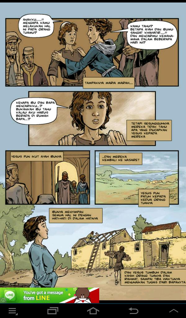 Komik:Alkitab Jilid 2
