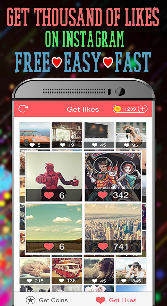 Magic & Liker4Liker Instagram for Android - APK Download
