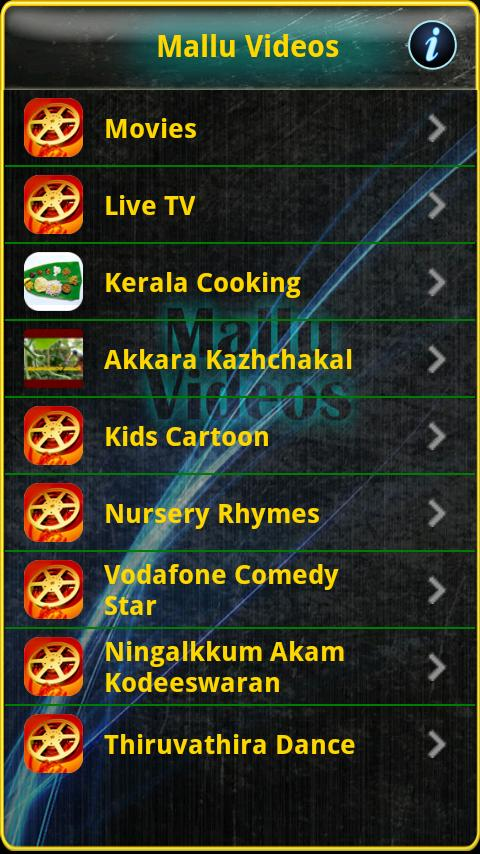Mallu Videos(Malayalam,Kerala) for Android - APK Download