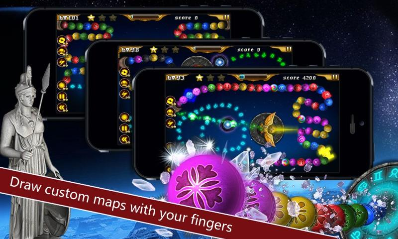Marble Blast - Zodiac Online for Android - APK Download