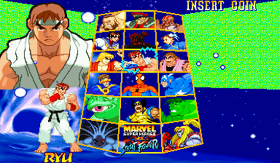 Marvel vs street fighter android games free download | Ultra