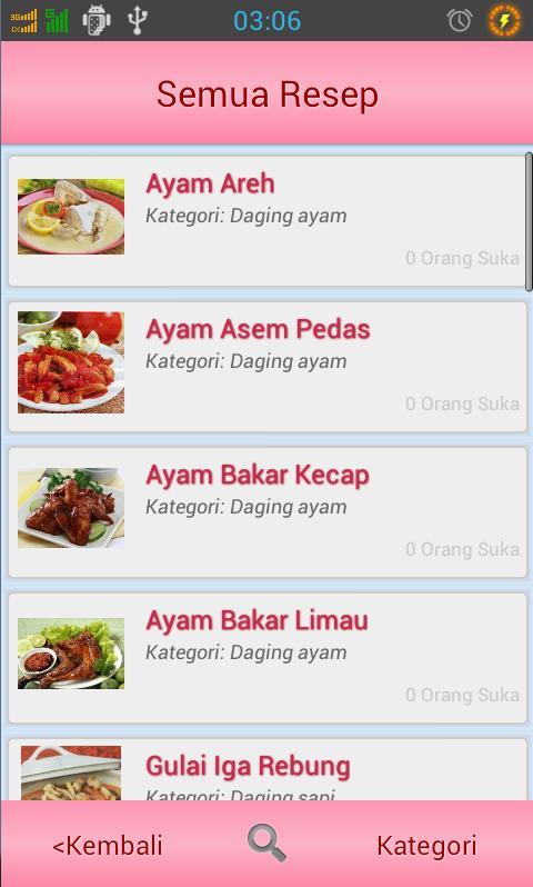 Masak Yuk : Resep Masakan