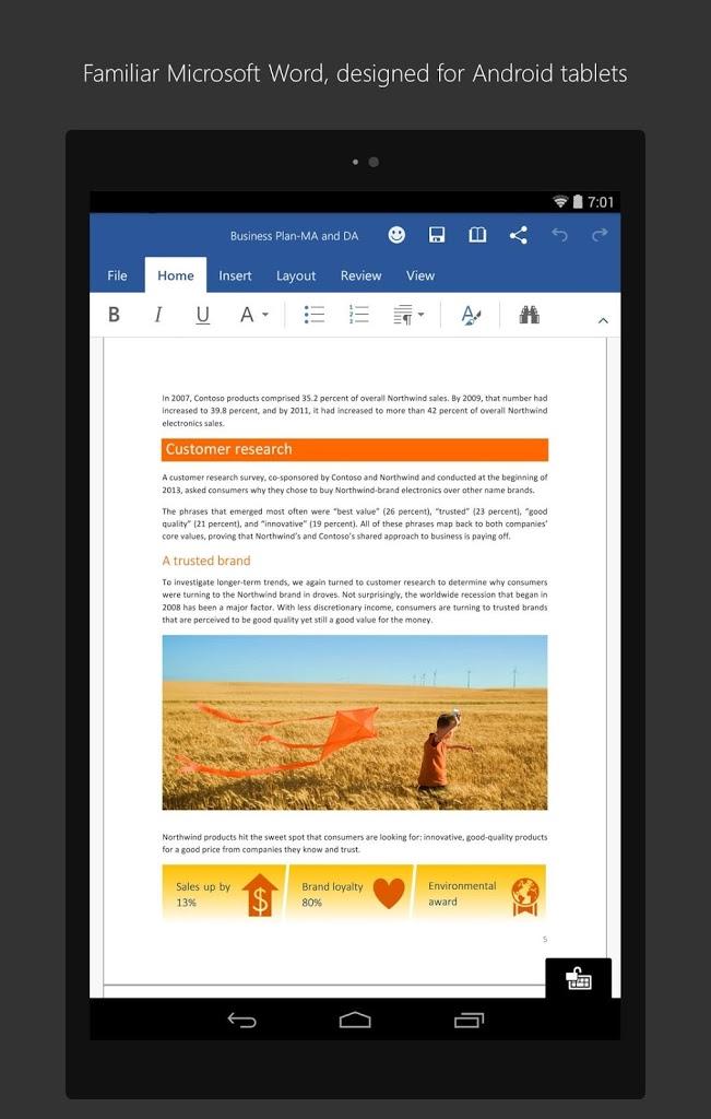 download microsoft word apk latest version